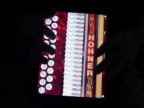 Video of Hohner B/C Button Accordion