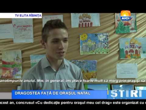AICI TV  DRAGOSTEA FAȚĂ DE ORAȘUL NATAL