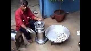 BANANA CHIPS MACHINE/BANANA SLICER MACHINE/BANANA CHIPS/SALI, LONG PATTA