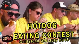 French's Hot Dog Eating Contest - SUn 3rd July