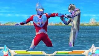 Video Sieu Nhan Game Play | Ultraman Ginga Battle Mode | Game Ultraman Fe0 MP3, 3GP, MP4, WEBM, AVI, FLV Mei 2018