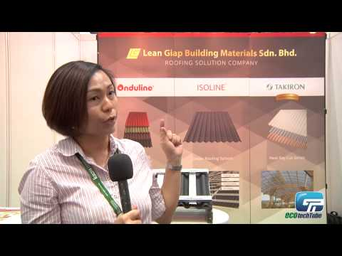 Lean Giap Building Material: ISOLINE - Under Roofing System