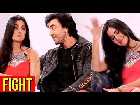 Katrina Kaif SHUTS DOWN Ranbir Kapoor, FIGHT Durin