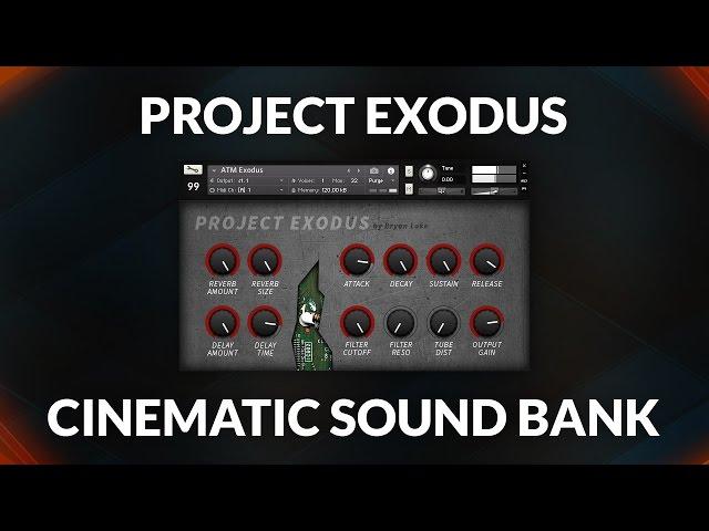 Project Exodus DEMO (FREE Kontakt Library)