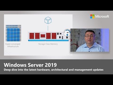 Deep dive on Windows Server 2019 updates