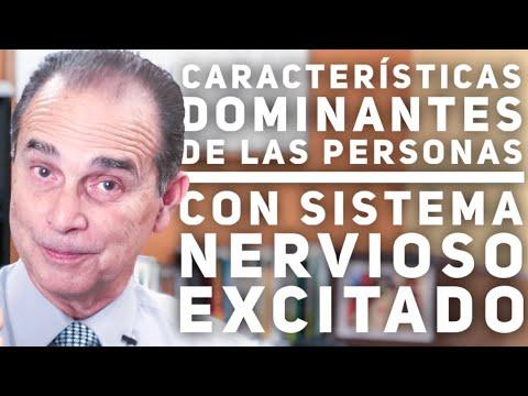 Episodio #199 Características Dominantes De Las Personas Con Sistema Nervioso Excitado
