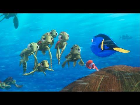 Preview Trailer Alla Ricerca di Dory, trailer ufficiale italiano