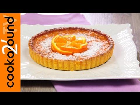 torta all'arancia - ricetta