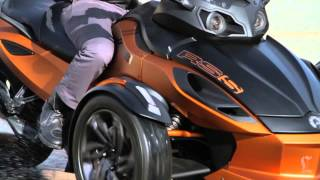 2. 2014 Can Am Spyder RSS Review