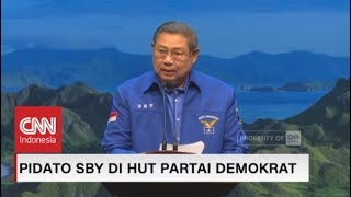 Video Pidato SBY di HUT Partai Demokrat ke-17 MP3, 3GP, MP4, WEBM, AVI, FLV September 2018