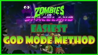 Here is by far the easiest God Mode method for Zombies in Spaceland. This is using a rewind grenade , souvenir trap and N3IL the robot. Make sure you walk aw...