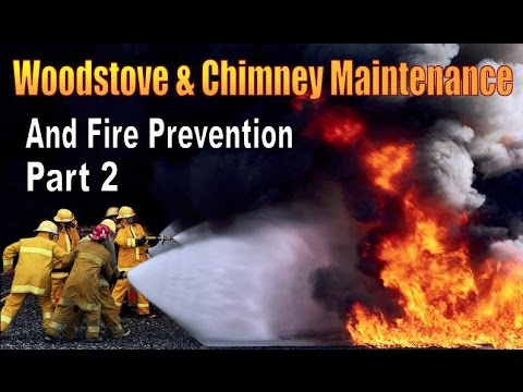 Boss of the Swamp: Woodstove & Chimney Maintenance (Pt. 2)