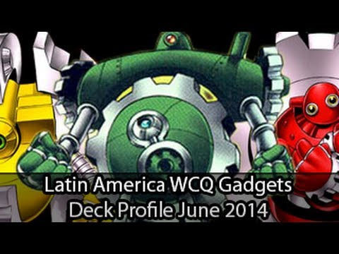 Machina Gadgets – Latin America WCQ 1st Place Deck Profile June 2014