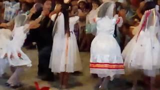 São João da Esc Recanto 2017.  Dançando.