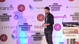 More at http://apppromotionsummit.comPablo Penny, Consultant at Phiture spoke at App Promotion Summit London on the topic of 'The Keyword Optimization Cycle and Impact of IOS 11'