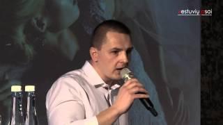 """""""Vestuvių asai"""" pataria - Mantas Janavičius (režisūrinė ar reportažinė vestuvių fotografija?)"""