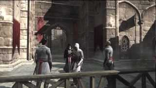 Assassins Creed 1  Story Walkthrough Now With SUBTITLES  Part 1 Of 4