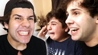 Video CONVINCED BROTHER HE IS INVISIBLE!! (FULL VERSION) MP3, 3GP, MP4, WEBM, AVI, FLV November 2018