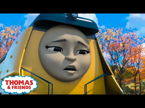 Thomas & Friends UK | What Rebecca Does | Best Moments of Season 22 Compilation | Vehicles for Kids