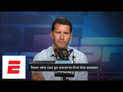Are Cowboys, Raiders more likely to finish first or worst in division? | Will Cain Show | ESPN