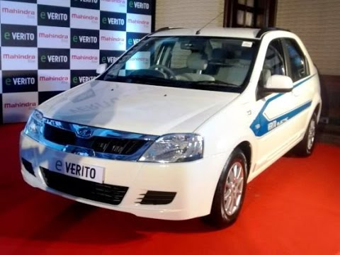 Mahindra e-Verito Electric Sedan Launched | Priced at Rs 9.50 Lakh