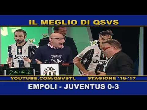 qsvs - i gol di empoli - juventus 0 a 3