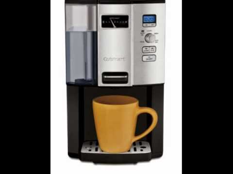 Cuisinart DCC-3000 Coffee-on-Demand 12-Cup Programmable Coffeemaker Cuisinart Replacement Parts