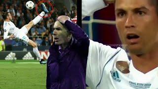 Video Tonton Gol Salto Gareth Bale.!! Lihatlah Reaksi Cristiano Ronaldo & Zinedine Final Liga Champions MP3, 3GP, MP4, WEBM, AVI, FLV Juli 2018