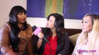 Tiny & Shekinah Address Gay Rumors, Why T.I. Doesn't Like Shekinah & Cut It Off!