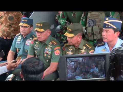 """Penjelasan Panglima TNI Jenderal TNI Gatot Nurmantyo Tentang Film """"Merah Putih Memanggil"""""""
