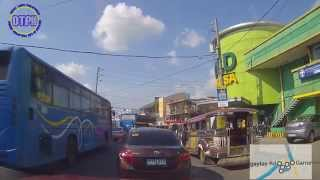 Santa Rosa Philippines  city pictures gallery : Drive Trip!! - Manila South Road from Santa Rosa to Muntinlupa (Philippines)
