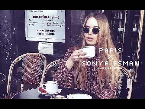 ПАРИЖ ♡ Красота, здоровье и модели + странное настроение. (видео)