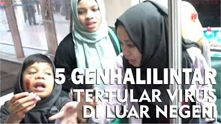Video 5 Anak Tertular Virus di Luar Negri - GenHalilintar Sakit MP3, 3GP, MP4, WEBM, AVI, FLV September 2019