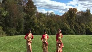Bridgewater (NJ) United States  city pictures gallery : Open Field Bihu at Jadav Payeng Tree Planting Ceremony2015, Bridgewater, NJ, USA