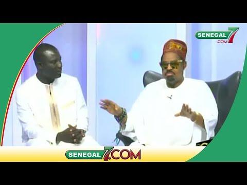 "QG - Ahmed Khalifa Niass à Ouztas Assane Seck: ""Daguay réglé rék wala..."""