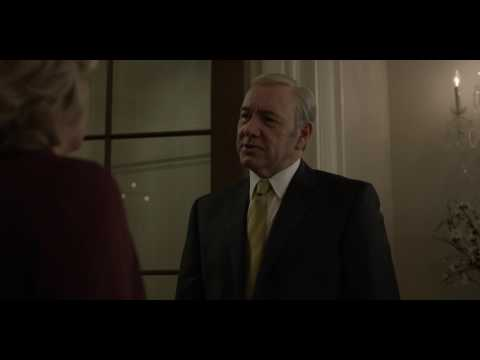 Frank Pushes Cathy Durant - House Of Cards Season 5