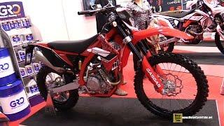 6. 2015 Gas Gas EC 250 Cami - Walkaround   2014 EICMA Milan Motorcycle Exhibition