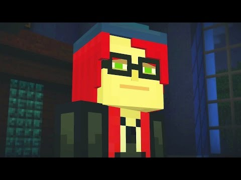 Minecraft: Story Mode - Walkthrough Part 2 - Episode 6: A Portal to Mystery - Chapter 2
