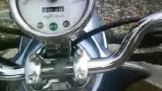 4. 2004 Yamaha Vino Classic