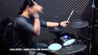 LOLA XPDC-JAMM (PULL ME UNDER) DREAM THEATER full download video download mp3 download music download
