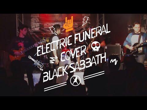Black Sabbath - Eletric Funeral (Cover) Rock Hour 6