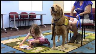 Tale Waggers at Maricopa Public Library