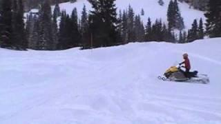 9. 2006 Ski-Doo tundra fun
