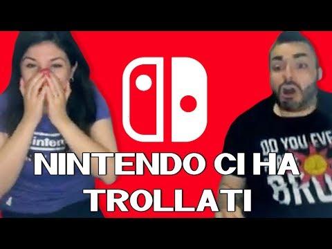 Nintendo ci ha trollati fortissimo. Ecco come.