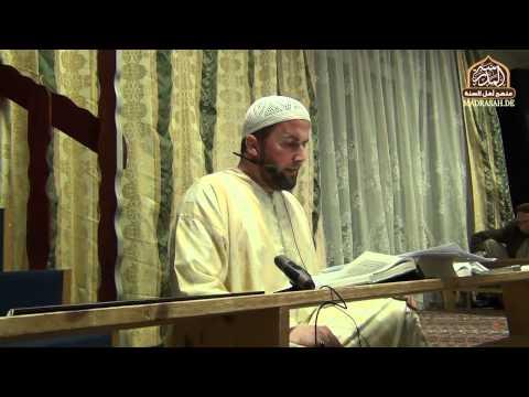 Lesung aus Riyadu s-Salihin Teil 1 - Kapitel des Wissens - Frankfurt Seminar 2012