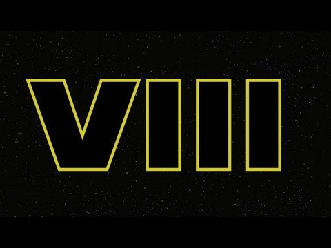 Star Wars Episode VIII Production Teaser