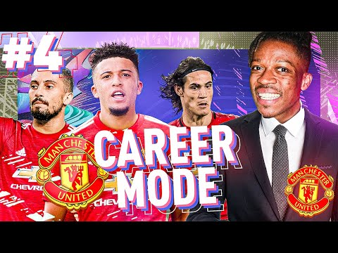 I'M ABOUT TO GET FIRED :( REBUILDING MANCHESTER UNITED!! FIFA 21 Career Mode (Episode 4)