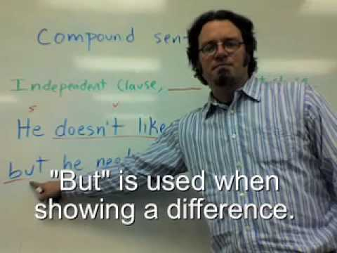 Compund Sentences