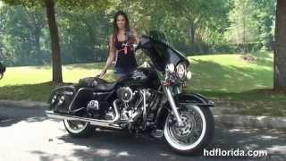 5. Used 2009 Harley Davidson Road King Classic Motorcycles for sale- Ft. Lauderdale, FL