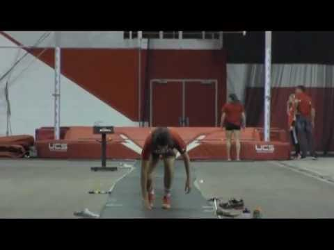 University of South Dakota Intersquad Track & Field Meet